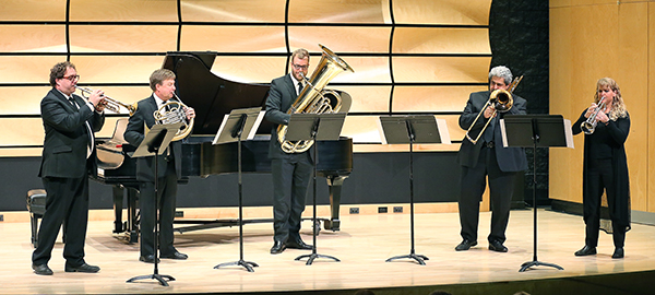 Faculty Brass Fanfare