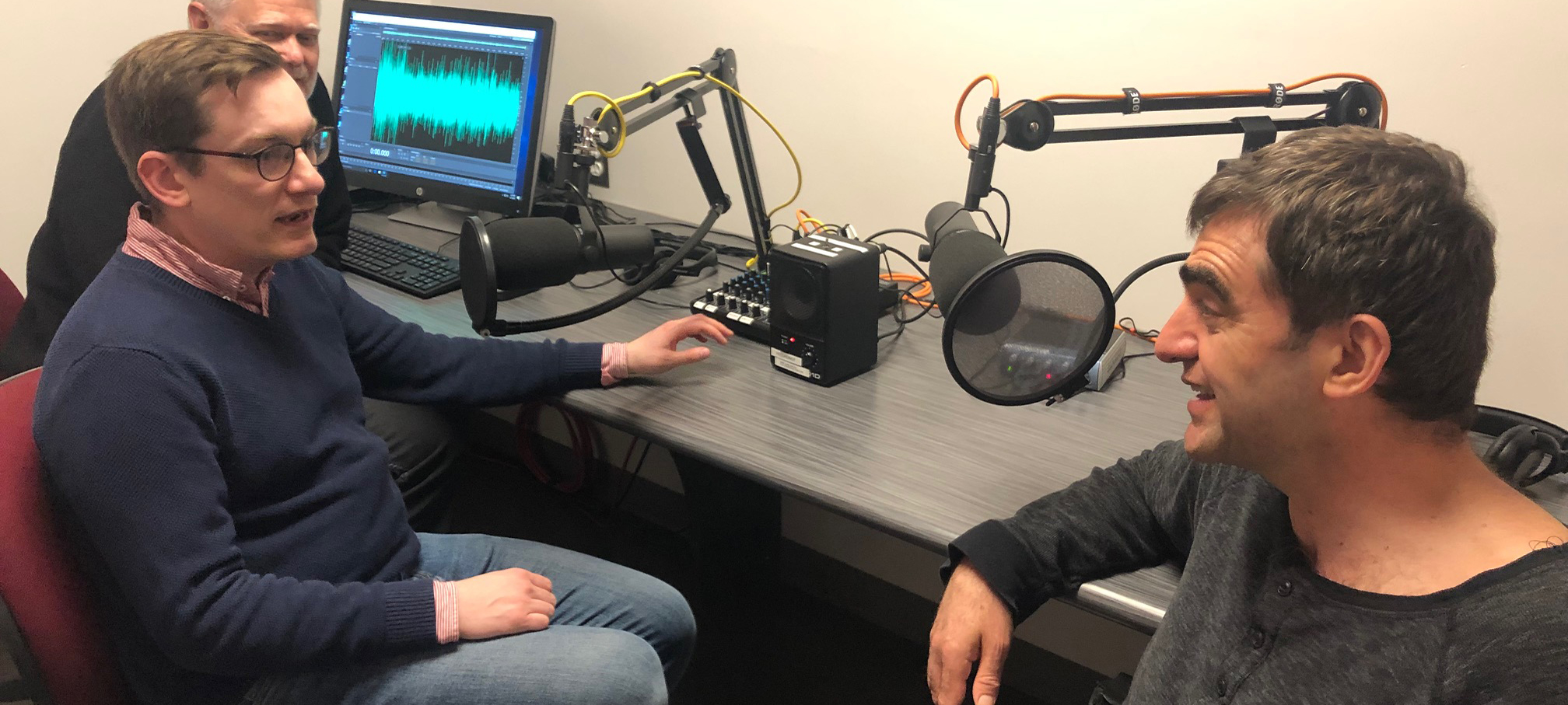 Jonathan De Souza podcast