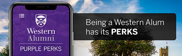 Alumni Purple Perks App
