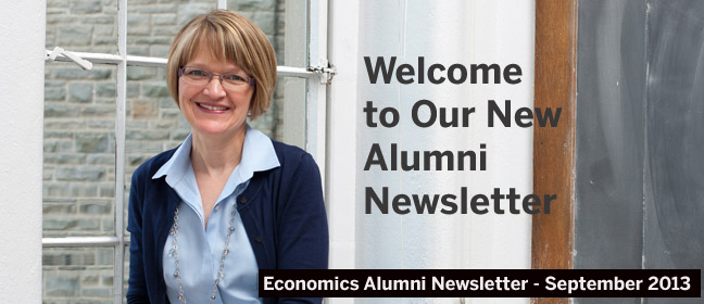 Economics eNewsletter