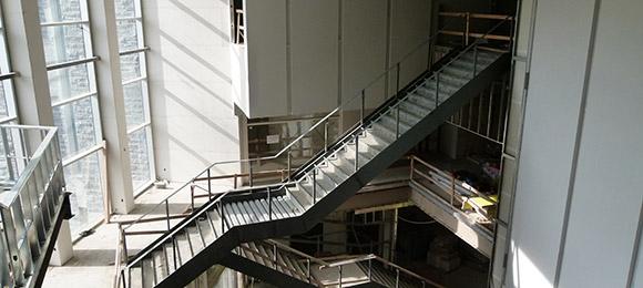FIMS Nursing Building Atrium