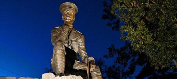 Statue by Wynn Walters