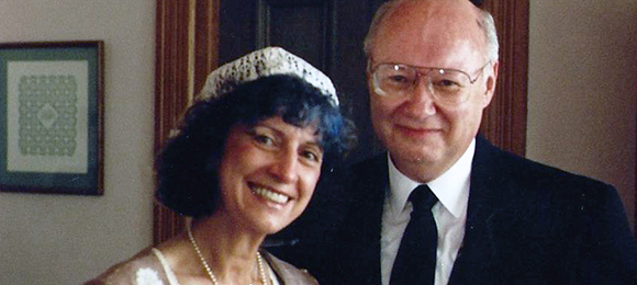 Photo of Joanna and Gary Manning