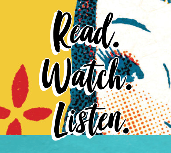 Read watch listen