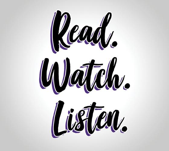 read watch listen