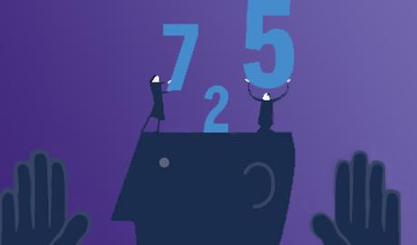 Numbers brain