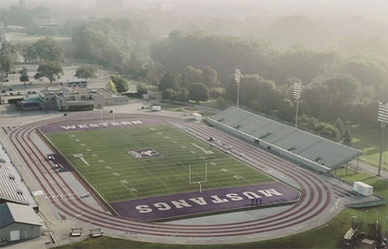 Stadium mist