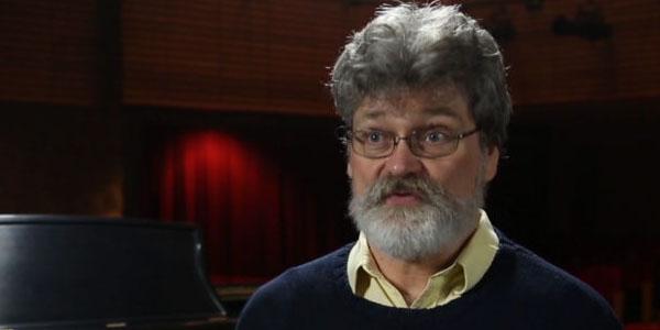 Musicologist James Grier
