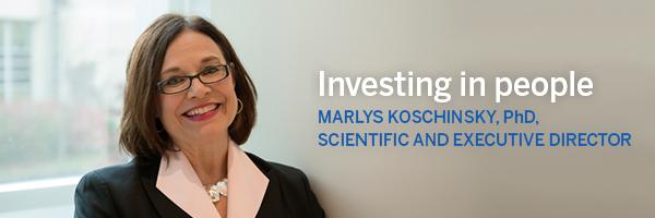 Marlys L. Koschinsky, PhD