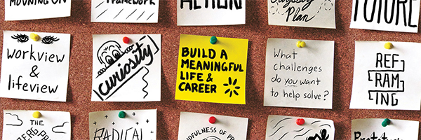 Build a meaningful life and career