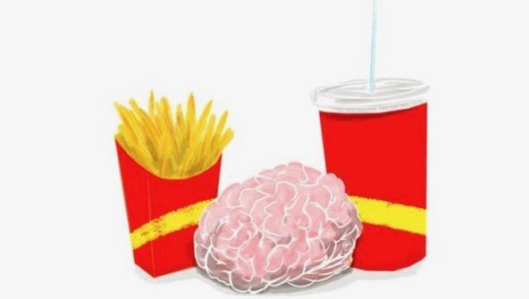 Bad Food Brain